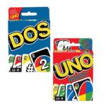 UNO und DOS Spielesammlung